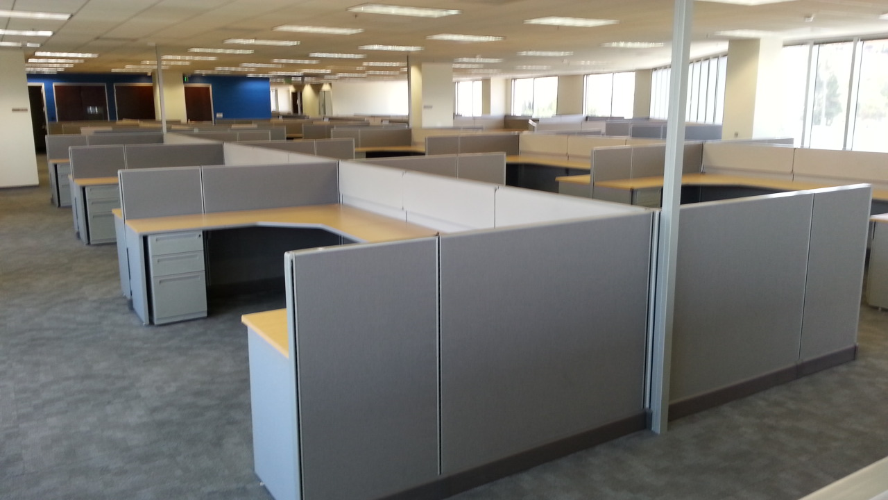herman miller action office cubicles - mbk office discount office