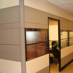 Photo of Herman Miller Ethospace Modular Private Office Walls