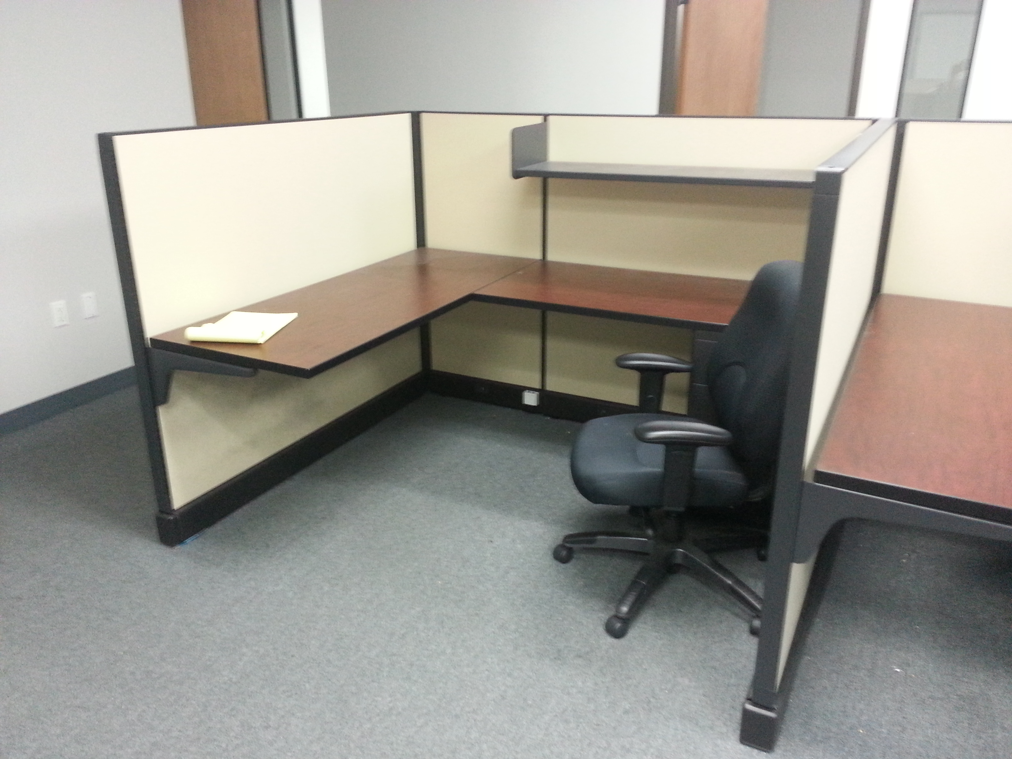 Herman Miller Action fice II Cubicles MBK fice