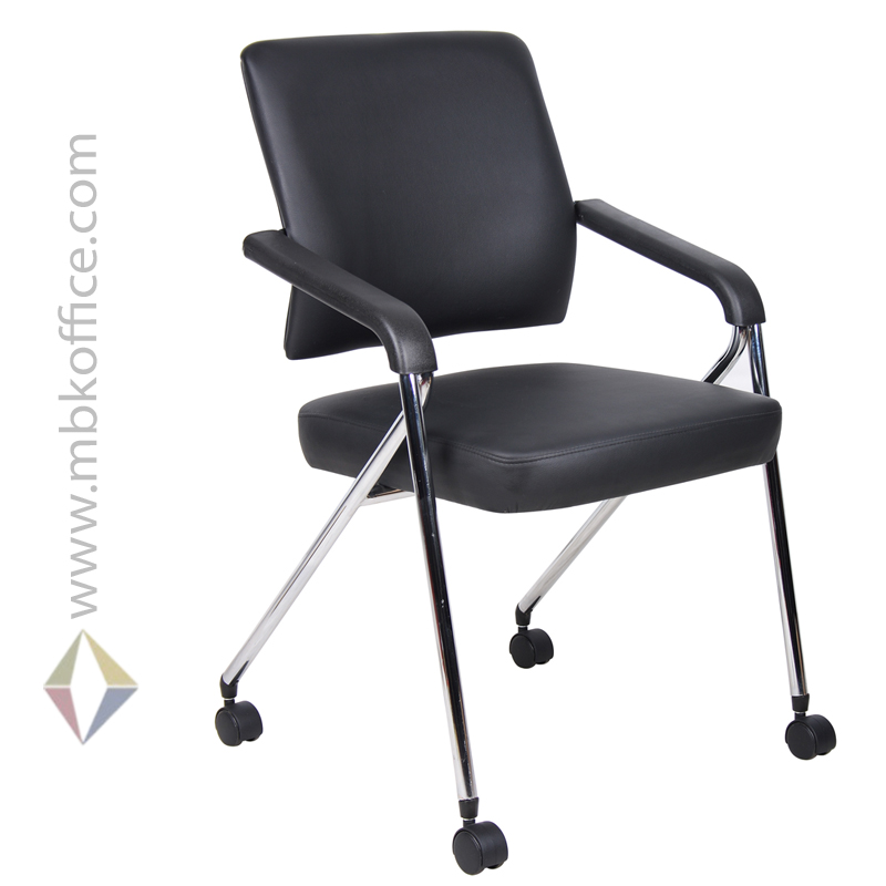 Boss Folding Chair B1800 MBK fice