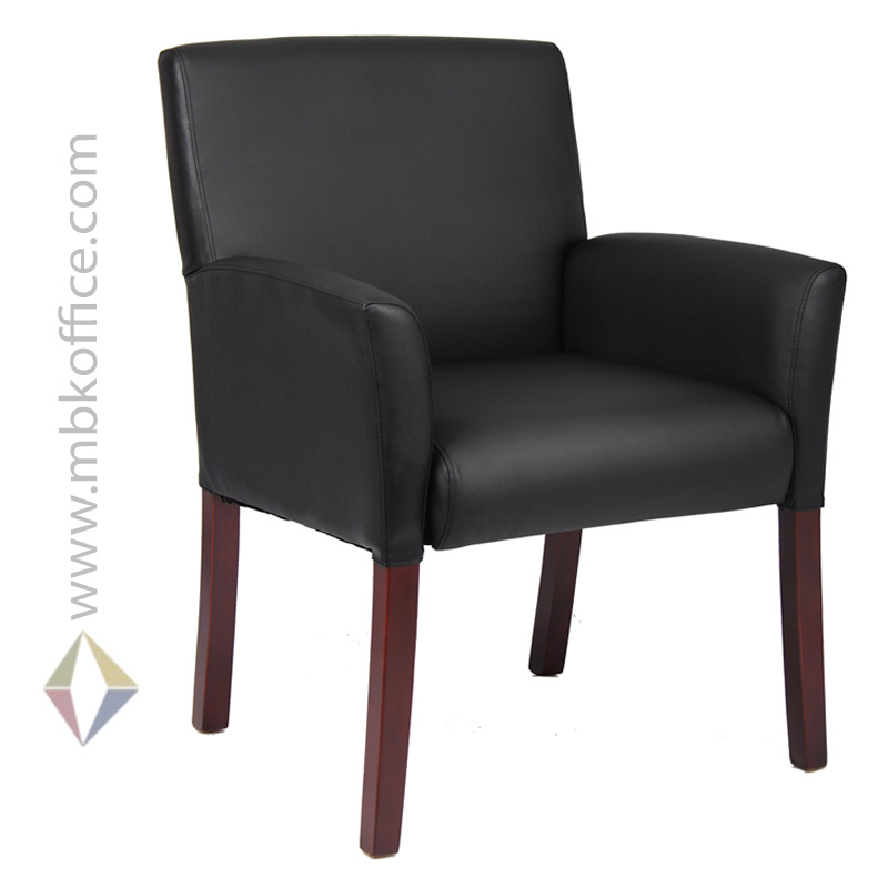Boss Lobby Chair B619 MBK fice